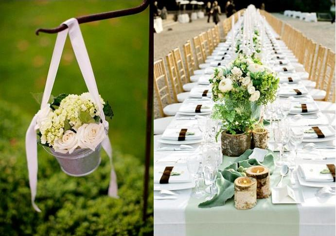 Wedding Decorations For Table Wedding Pinterest Wedding