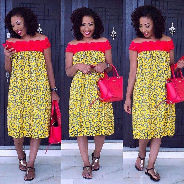 Trendy dress styles