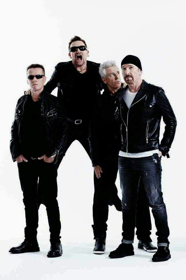 Love this picture <3!!! | U2 in 2019 | U2 songs, Best rock bands