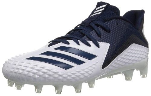 new concept 04d00 38f74 Adidas Mens Freak x Carbon Hight Top Lace Up Baseball Shoes, Size 17, White