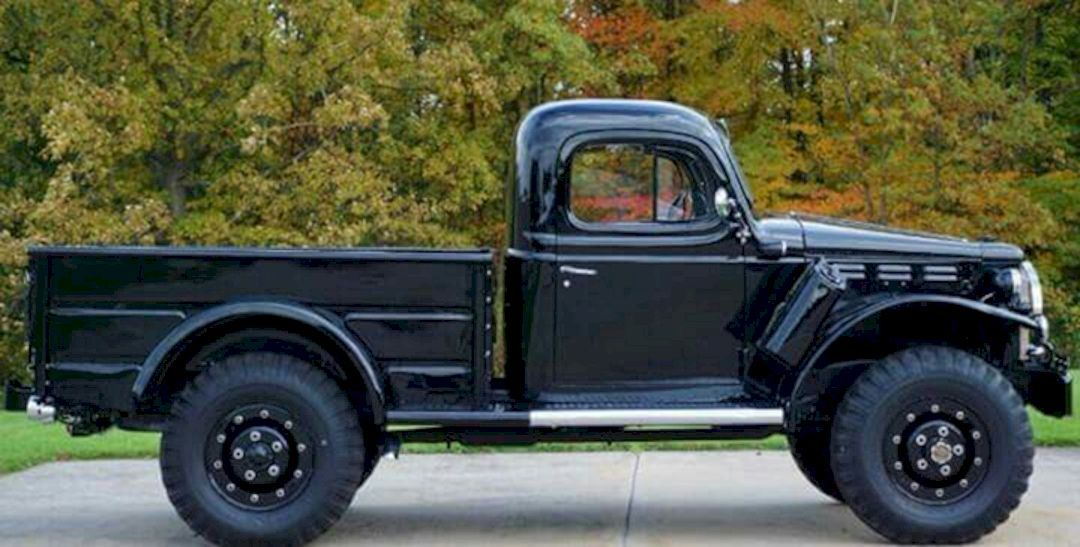 coolest vintage dodge power wagon trucks badass car designs