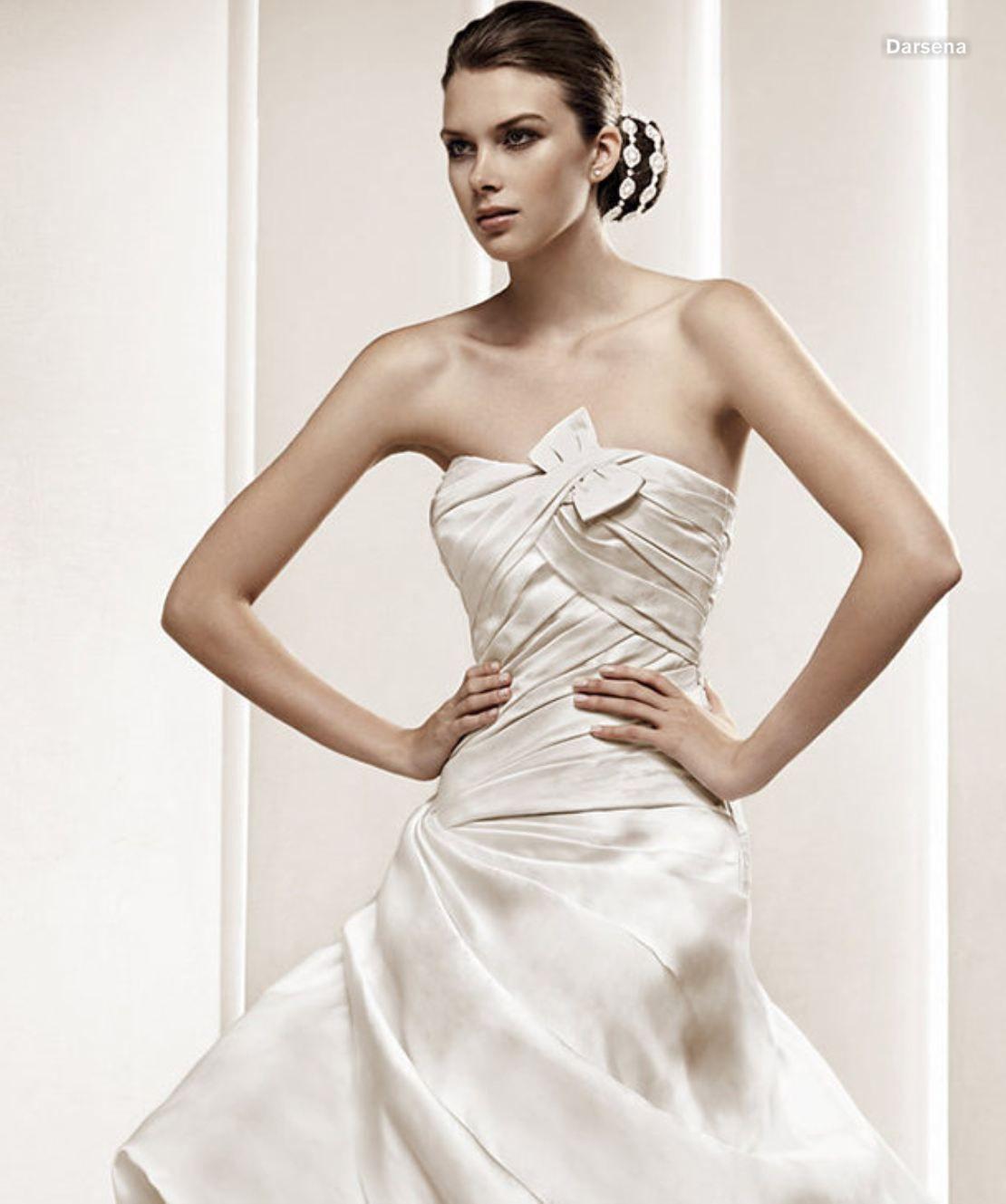 La sposa bridal gown style darsena ball gown wedding