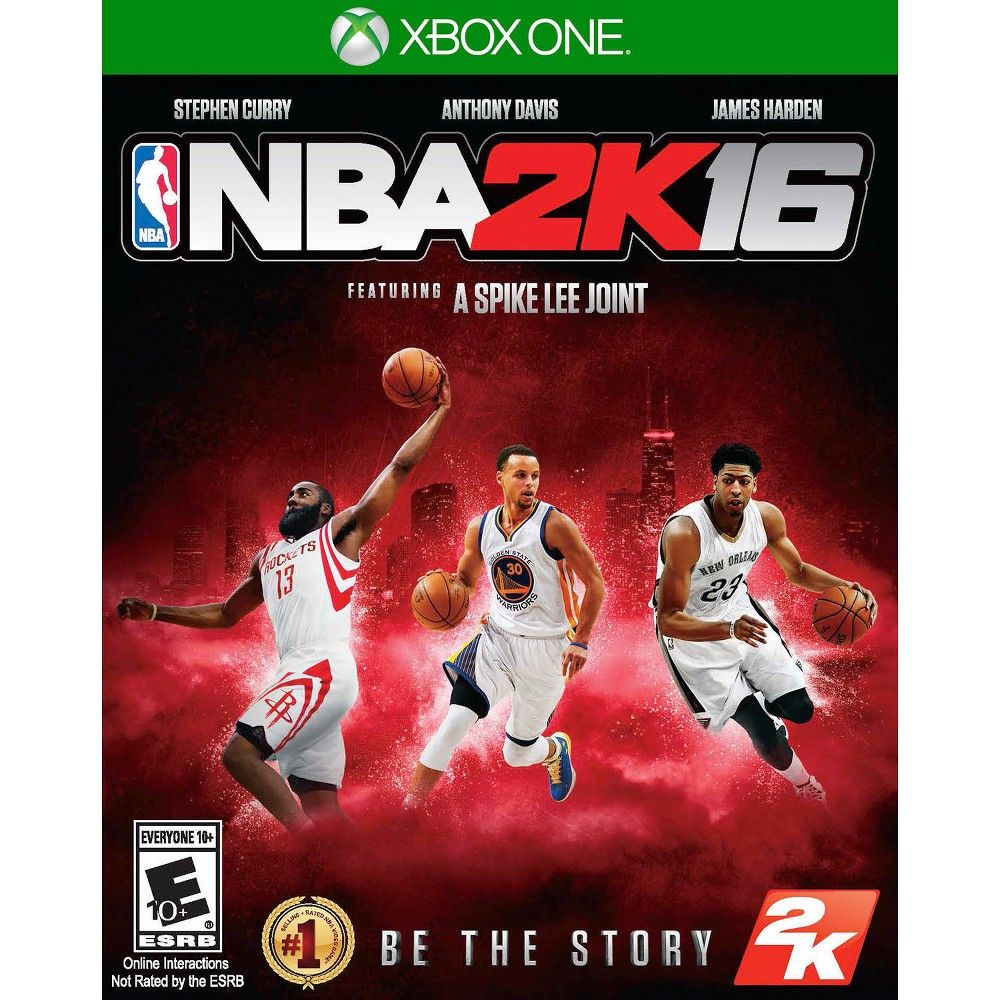 NBA 2K16 PreOwned Xbox One in 2019 Xbox one games