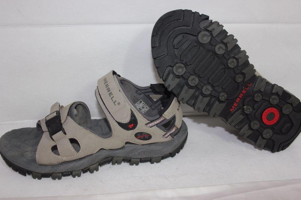 b40a16740040 MERRELL Chameleon Kahuna Classic Taupe Hiking Trail Comfort Sandals Mens 9  EU 42  Merrell