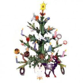 Totem Xmas Tree