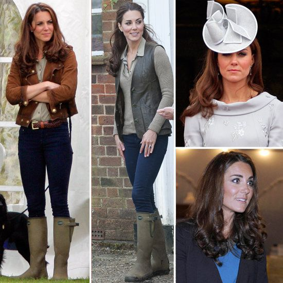 Kate Middleton 39 S Smart And Casual Styles Clothes