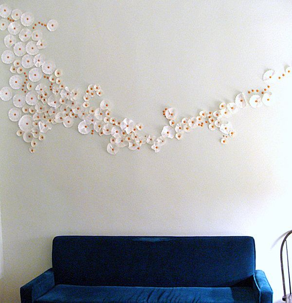 Create a Mural Effect with 3D Wall Art 3d wall art 3d wall and