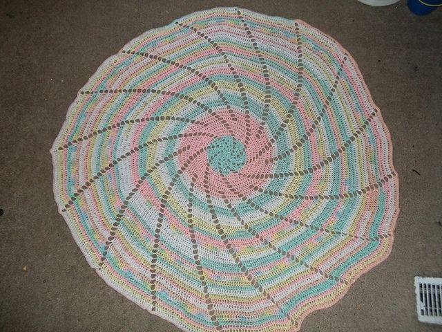 Ravelry: Hurricane Whirl Afghan pattern by Tera Kulling