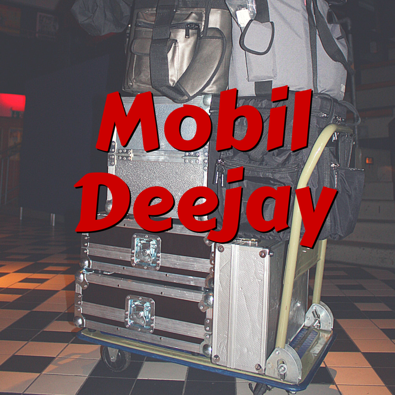 #Mobil #Deejay #Sackkarre #Werkstattwagen