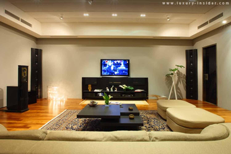 The Living Room Theatre Interior Design Ideas