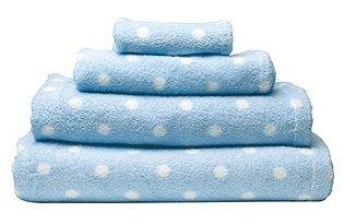 Blue Towels Blue Bathroom Trendy Bathroom Tiles