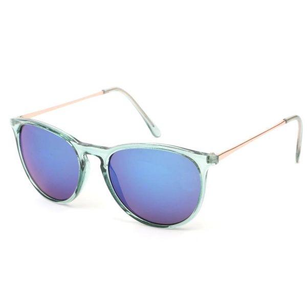 Lunettes Soleil Little L avec monture transparente vert d eau  mode   lunettessoleil  bonplan avec  hatshowroom d0ce815a429c