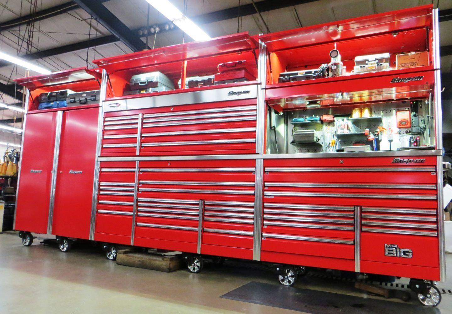Mr Big Garage Work Shops Amp Tools We Like Pinterest
