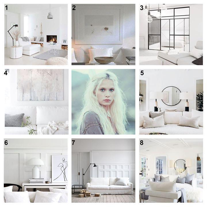Best All White Aesthetic Living Room 1 Instagram 2 Pinterest 400 x 300