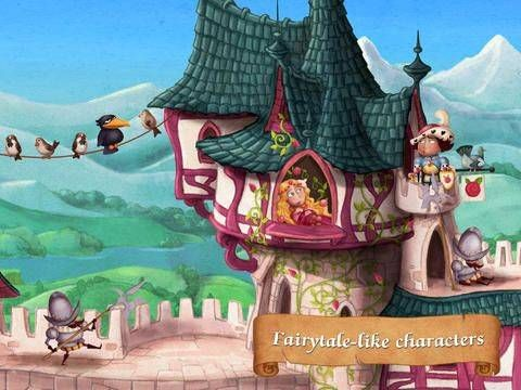 Pin by Appysmarts on Fairy Tales | Digital review, App, Mini games