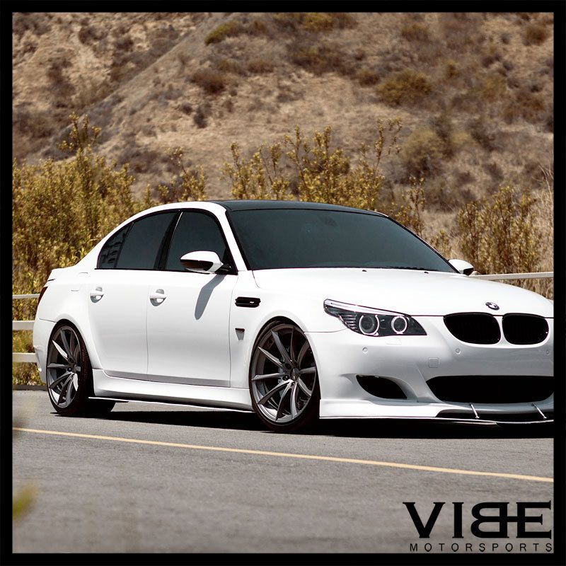 "20"" ACE CONVEX TITANIUM CONCAVE WHEELS RIMS FITS BMW E60 ..."