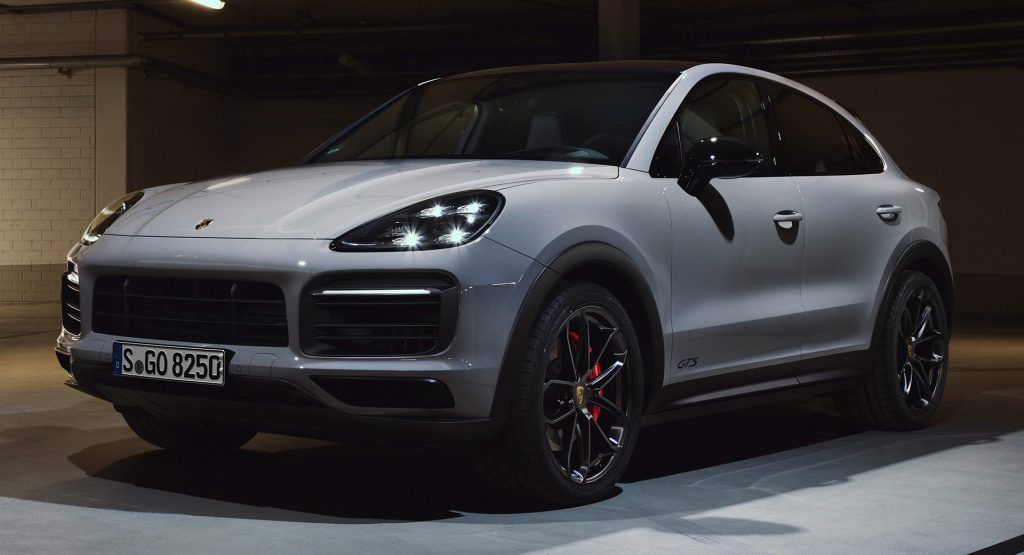2021 Porsche Cayenne GTS Debuts With A TwinTurbo V8
