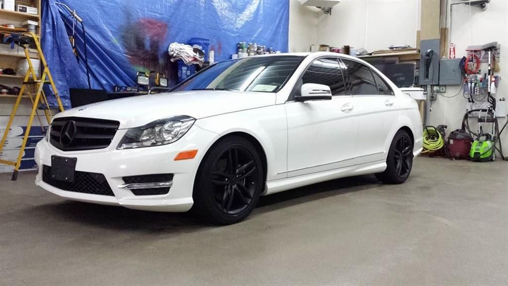 2012 mercedes-benz c300code zero car audio | custom mercedes