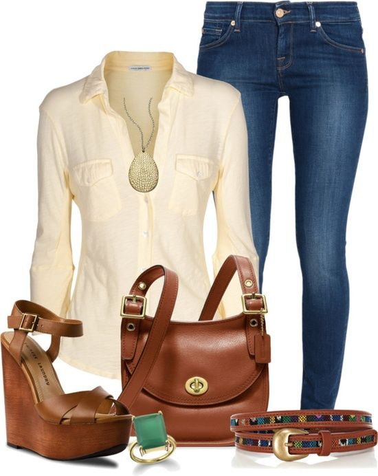polyvore outfits | Polyvore Creators / outfit by michelerussell on Polyvore