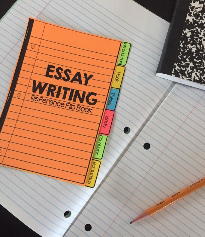 essay writing interactive notebook mini flip book flip books essay writing interactive notebook mini flip book