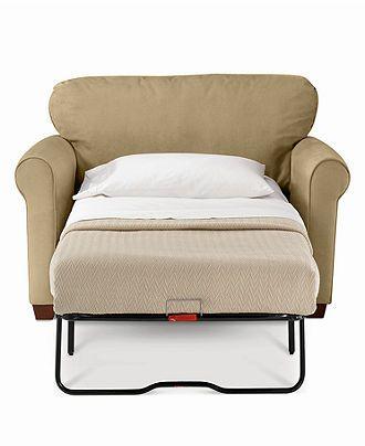 Sasha Sofa Bed Twin Sleeper Furniture Macy S Furniture