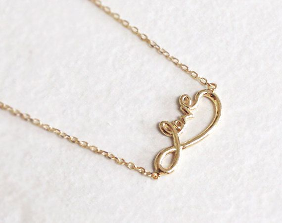 gold with name infinity envyher jewelry necklace personalized