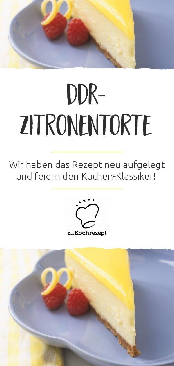 DDR-Zitronentorte