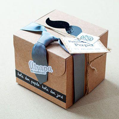 5 ideas de regalos hechos con cart n y tus propias manos - Como hacer una caja de carton ...