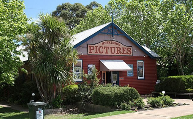 Huskisson movie theatre