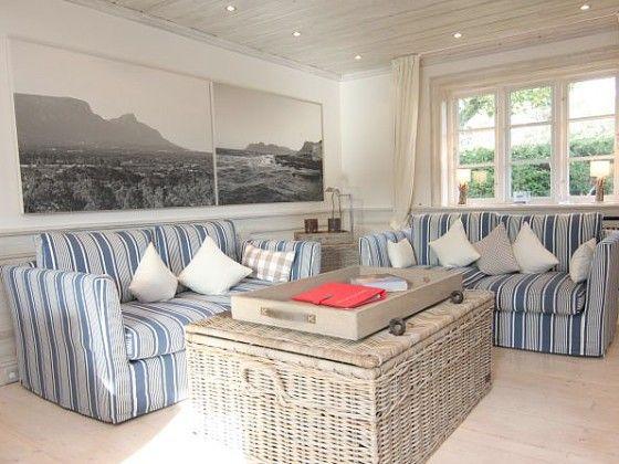 Maritimes Wohnzimmer