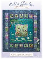 Beautiful quilt kit at Hingeley Road