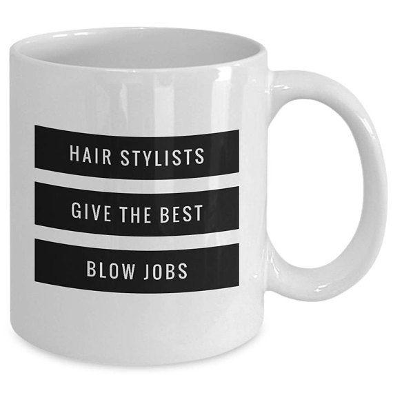 Funny Hair Stylist Gift Hairdresser Hairstylist