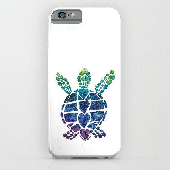 reputable site 96e28 e7896 Sea Turtle Phone Case - iphone 6, 5, Samsung S4, S5, S6 and Edge ...