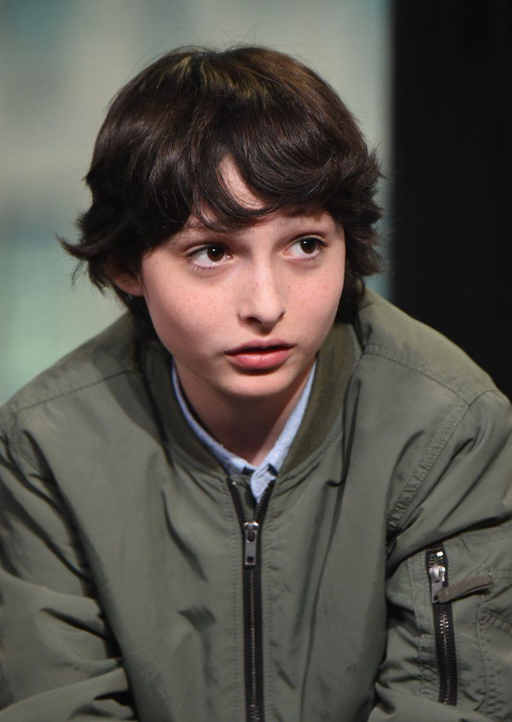 finn wolfhard mike wheeler totally looks like are you not
