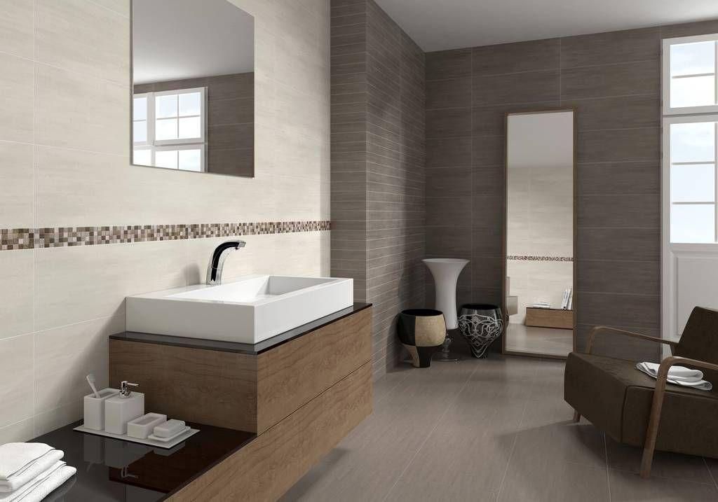 badezimmer fliesen braun beige badezimmer - Bad Fliesen Braun