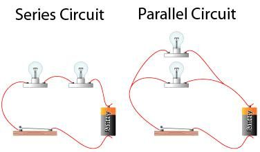 parallel circuit labeled for kids - photo #20