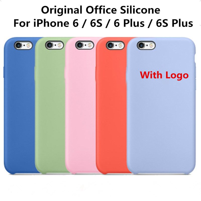 "Original Office Silicone Case For Apple IPhone 6S 4.7"" 6S"