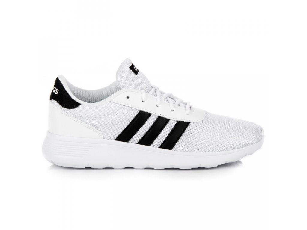 Dámske biele tenisky Adidas Lite Racer  2ead2de8621