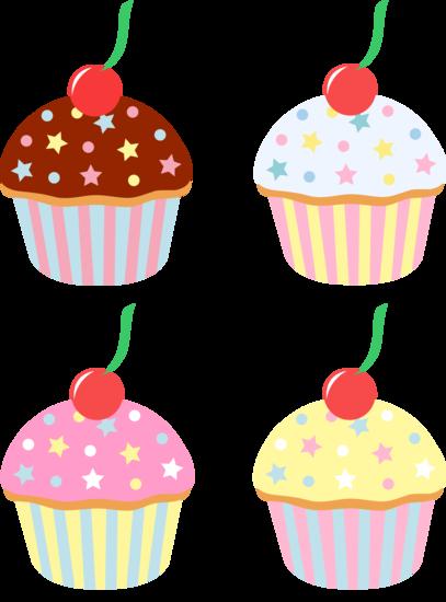 a962fb6c8 Cupcakes para calendario de cumpleaños