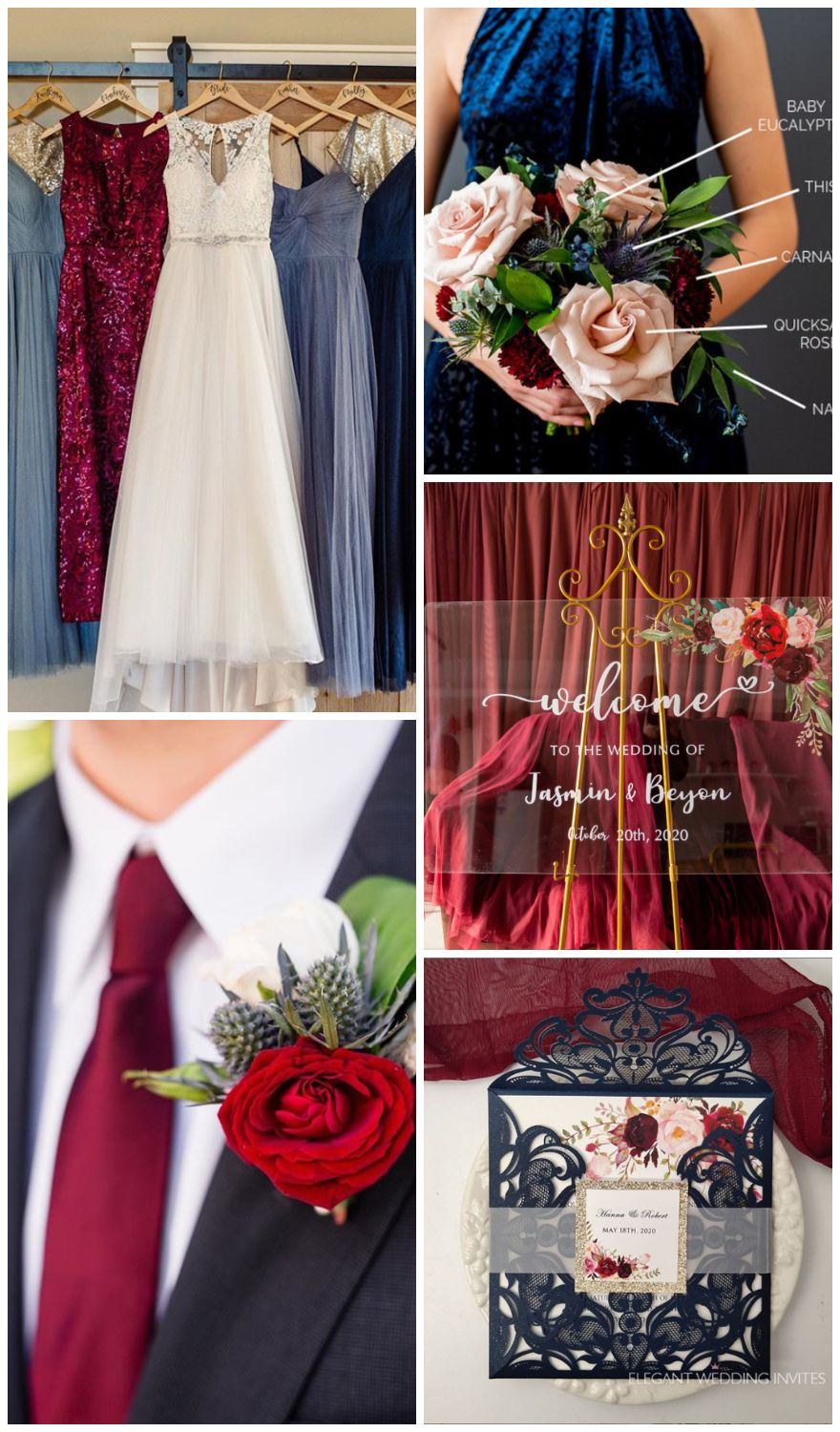Pin On Wedding Colors