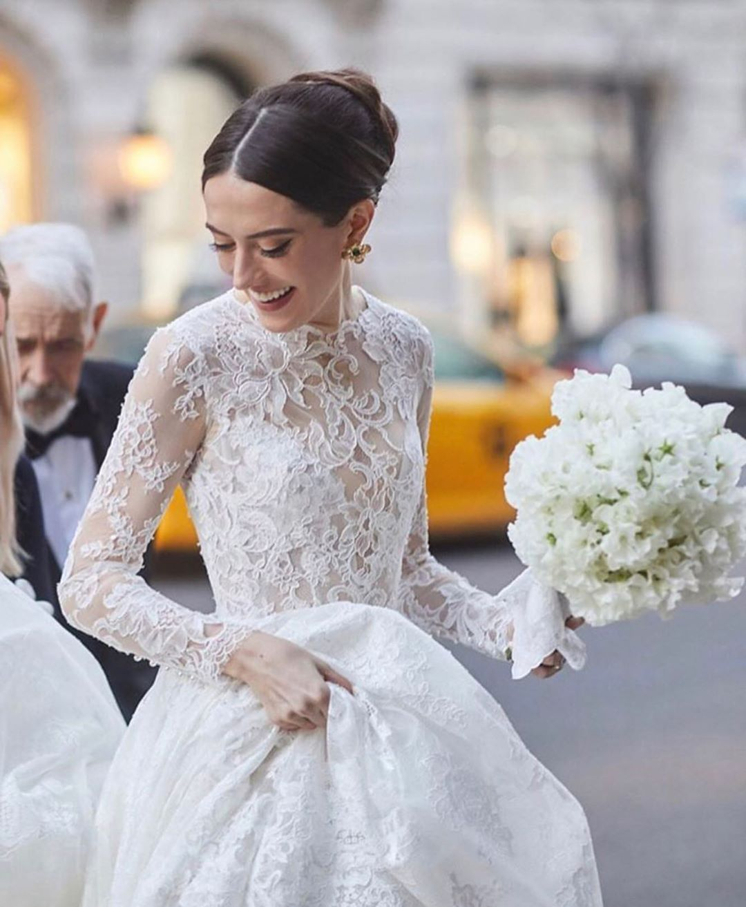 J Scheer Co On Instagram Such A Great Dress To Preserve Maggie In Moniquelhuillierbrid Stylish Wedding Dresses Wedding Dresses Lace Ball Gowns Wedding