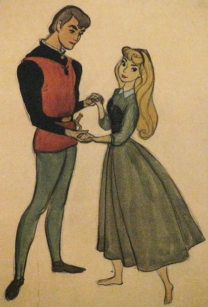 Aurora and Price Philip