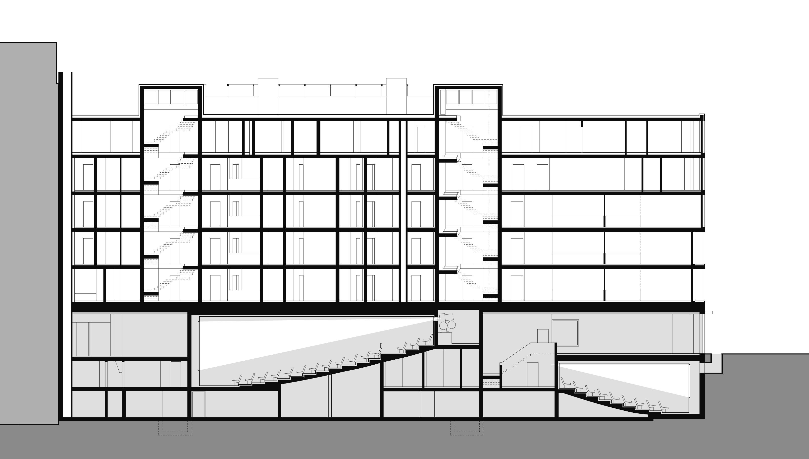 Kino und Wohnhaus RiffRaff 5+6 Zürich (mit Bildern
