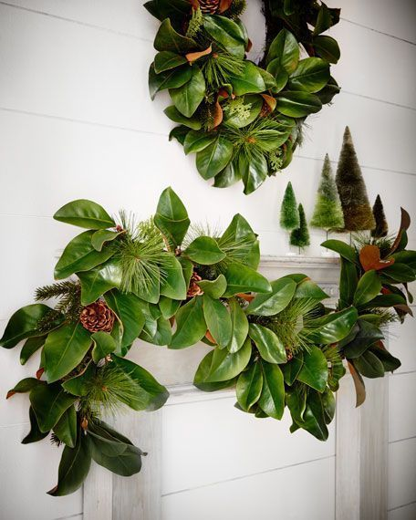 Christmas Wreaths and Garlands You Will Love — dvd Interior Design