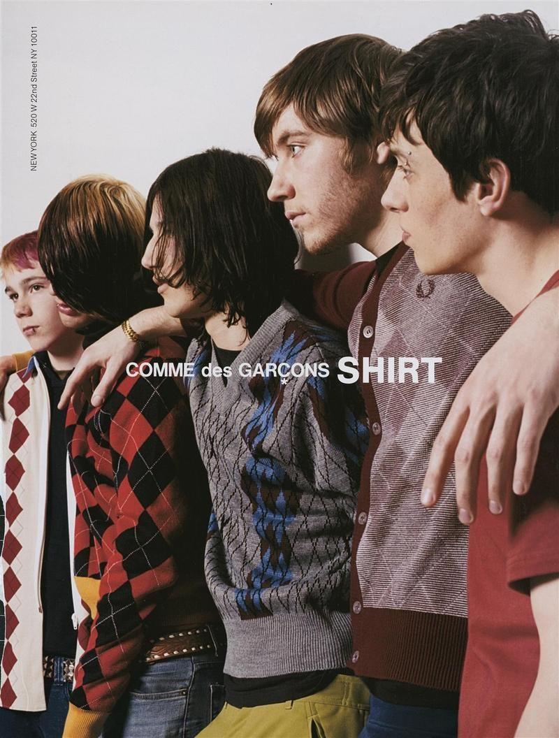 Comme des Garçons Shirt S/S 12 | Collier Schorr