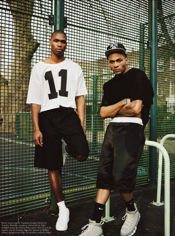 Basketball Fashion Fashion Sport Fashion Urban Fashion
