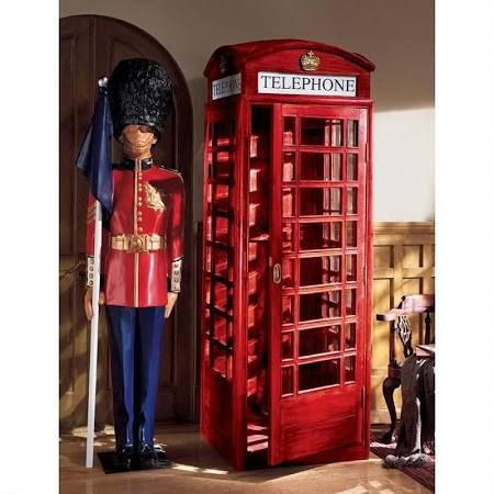 authentic london phone booth for sale - Google Search