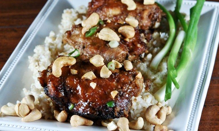 Gonna Want Seconds - Crock Pot Cashew Chicken