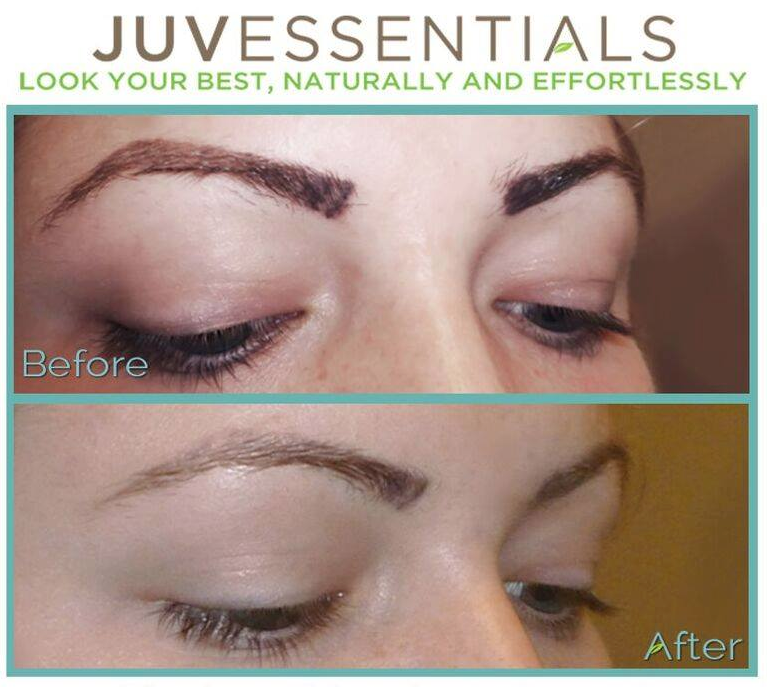 Already tried permanent makeup (or 3D eyebrows or eyebrow
