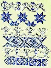 Resultado de imagen para tecnicas de bordado de lagartera